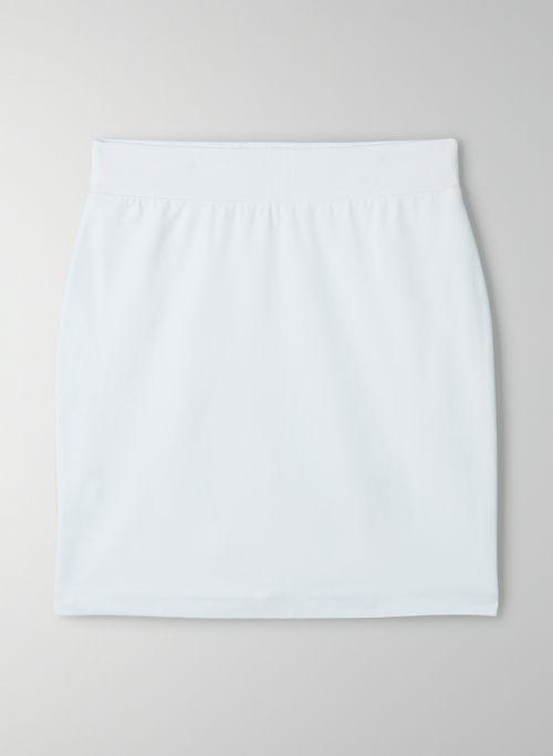 CONTOUR SKIRT - Contour mini skirt