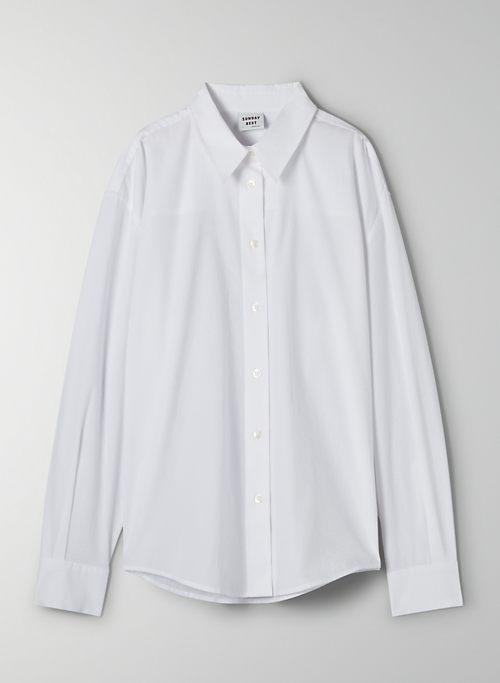 HARRISON BUTTON-UP - Poplin, button-up shirt