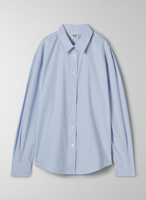 HARRISON BUTTON-UP - Poplin, button-up shirt