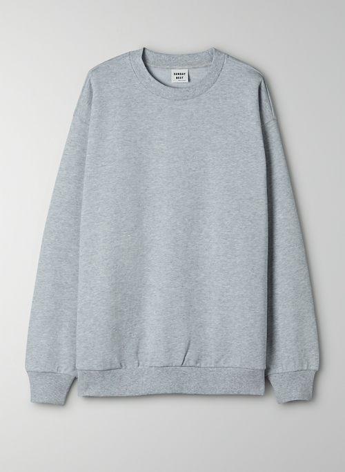 BETTY SWEATSHIRT - Relaxed, crew-neck sweatshirt