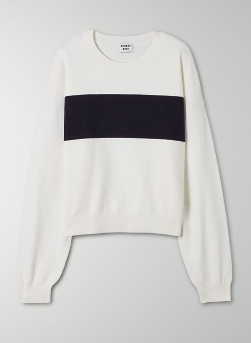 DASH SWEATER - Crew-neck sweater