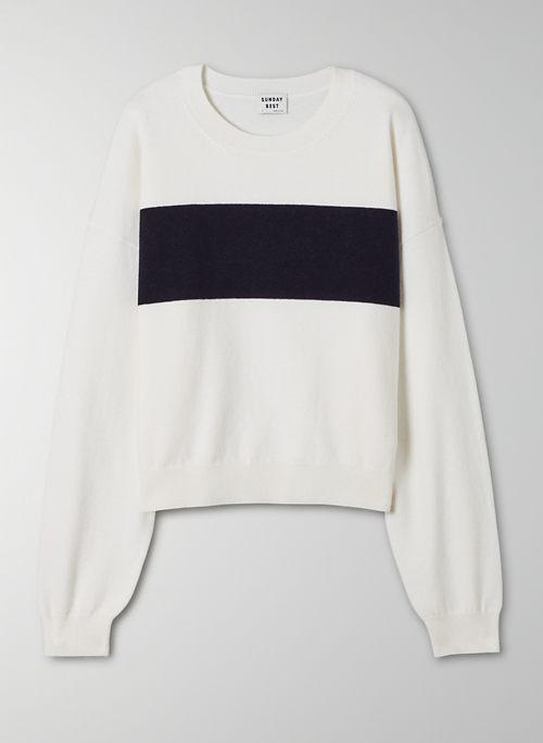 DASH SWEATER - Crew-neck sweater