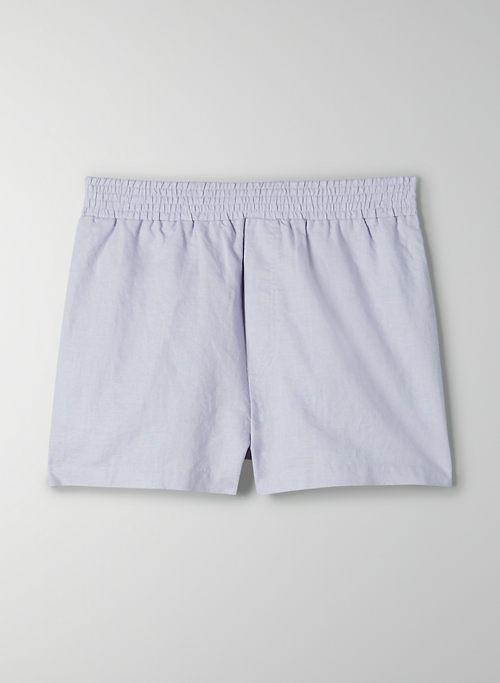 ELIZA SHORT - High waisted, pull on shorts