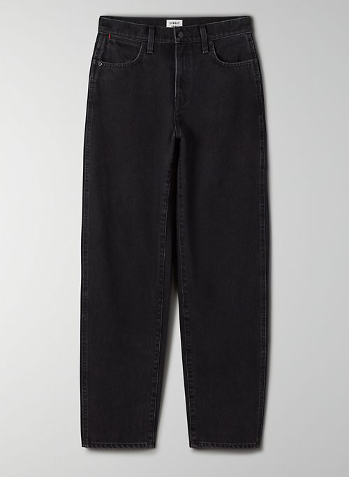 KICKER '90S BAGGY STRAIGHT - High waisted baggy jeans