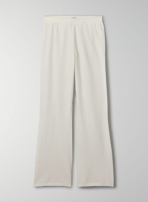 POSIE PANT - High-waisted flare pants