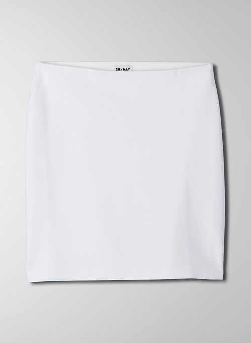 NORA SKIRT - A-line mini skirt