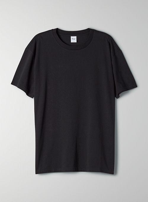 TOUR T-SHIRT - Relaxed crew-neck t-shirt