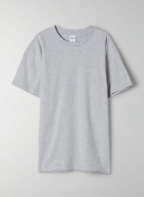 TOUR T-SHIRT - Relaxed crew-neck t-shirt