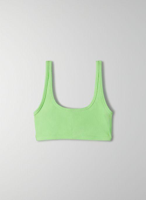 TNAGROOVE™ BRA TOP - Scoop-neck bra top
