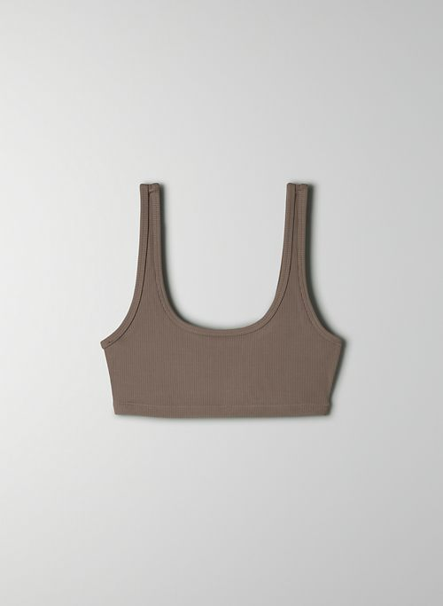 TNAGROOVE™ BRA TOP - Scoop-neck bra top