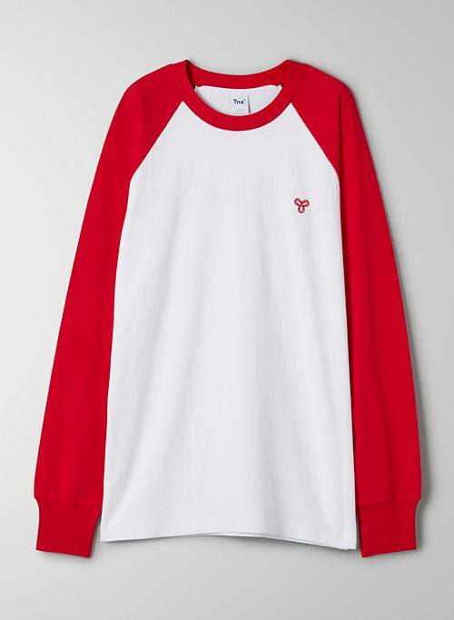 CORWIN LONGSLEEVE - Raglan longsleeve t shirt