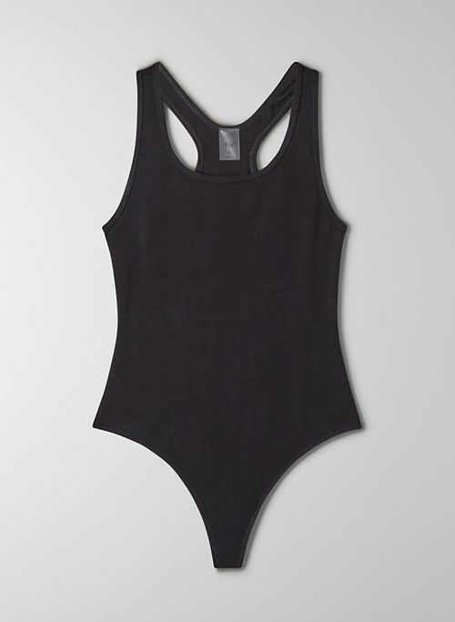 BARCLAY BODYSUIT - Sport bodysuit with back cut-out