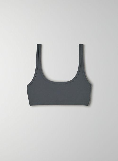 TNASLICK™ BRA TOP - Cropped, scoop-neck bra top