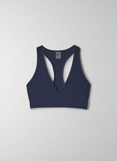 TNALIFE™ALLSTON BRA TOP - V-neck bra top