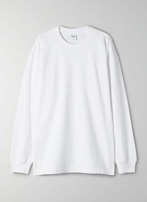 ALPHA LONGSLEEVE - Long-sleeve, crew-neck shirt