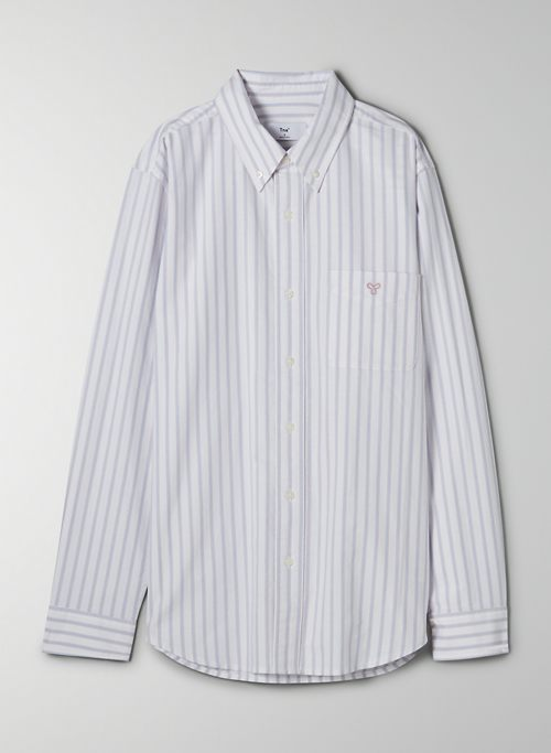 QUAY BUTTON-UP - Relaxed, Oxford button-up