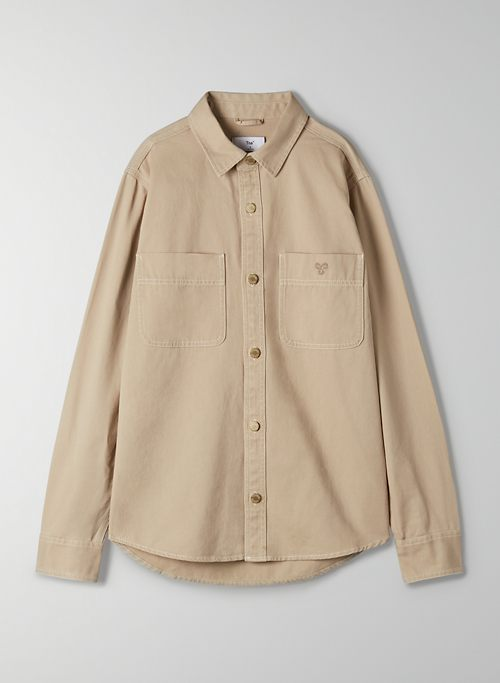 SHELTON BUTTON-UP - Workwear longsleeve button-up