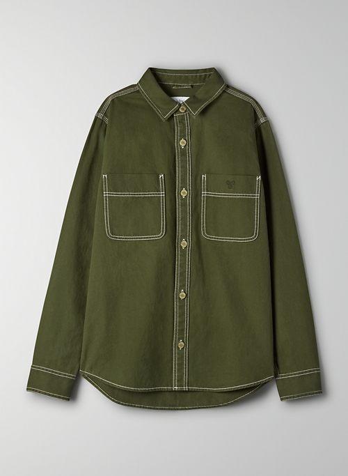 SHELTON BUTTON-UP - Workwear longsleeve button-up shirt