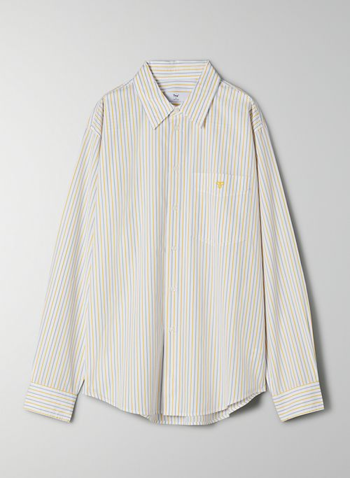 LANDIS BUTTON-UP - Oversized button-up shirt