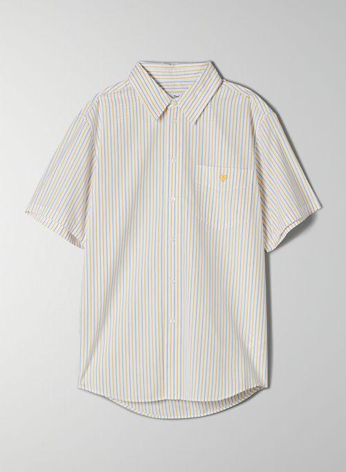 CULLEN BUTTON-UP - Short-sleeve button-up shirt