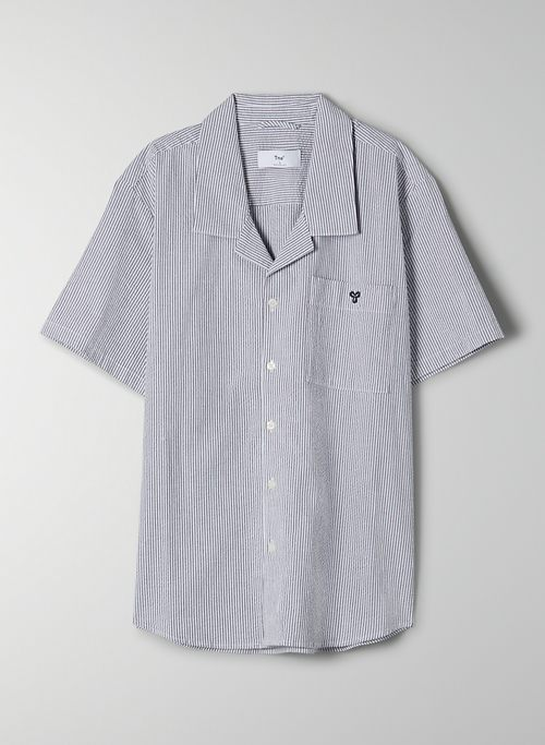 BALTIMORE BUTTON-UP - Short-sleeve button-up shirt