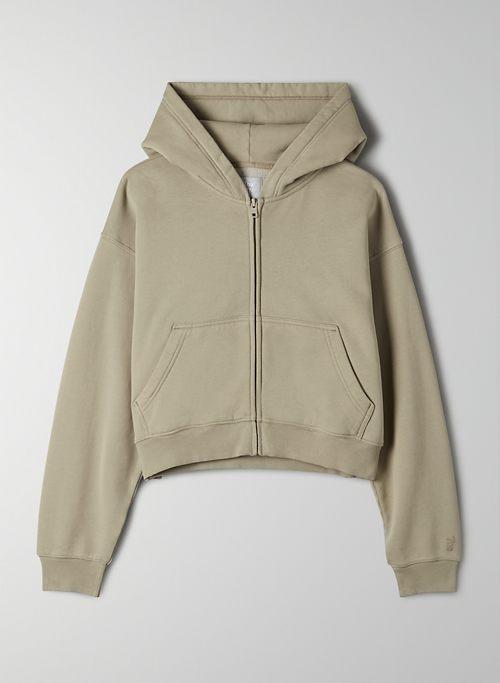 COZY FLEECE PERFECT ZIP-UP HOODIE - Zip-up hoodie