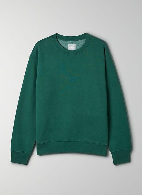 COZY FLEECE PERFECT CREW SWEATSHIRT - Crew-neck sweatshirt