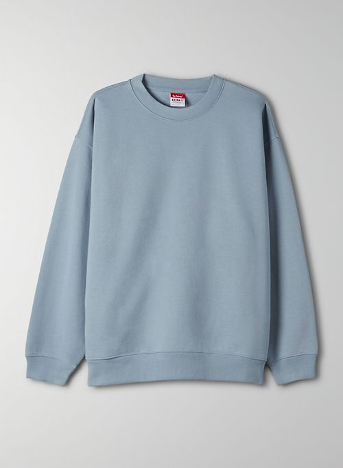 EXTRA FLEECE MEGA CREW SWEATSHIRT