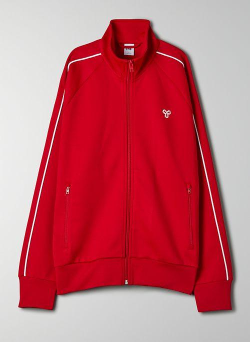 DERBY JACKET - Zip-up track jacket