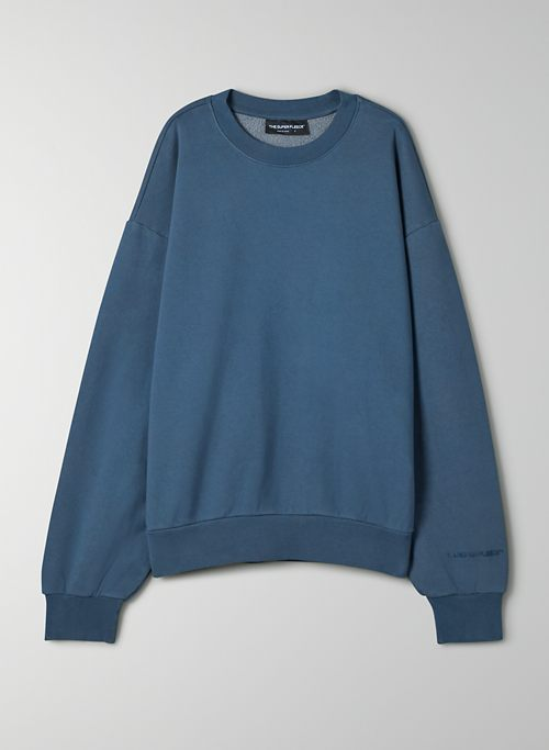 THE SUPER FLEECE™ OVERSIZED SWEATSHIRT - Super Fleece oversized sweatshirt