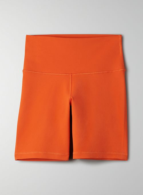 """TNALIFE ATMOSPHERE HI-RISE 7"""" SHORT - High-waisted bike shorts"""
