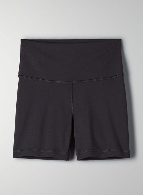 """TNALIFE ATMOSPHERE HI-RISE 5"""" SHORT - High-rise bike shorts"""