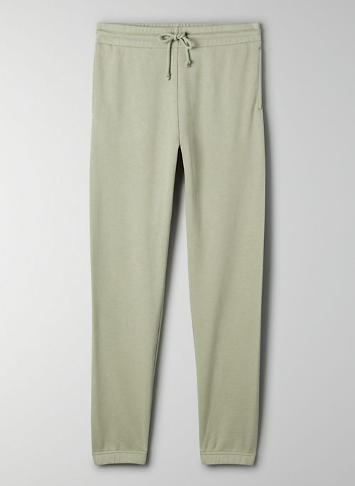 AIRY FLEECE PERFECT SWEATPANT - Mid-rise sweatpant