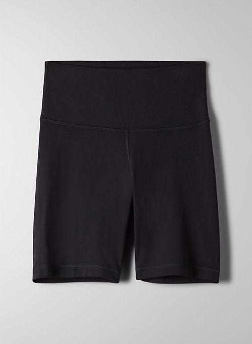 "TNABUTTER ATMOSPHERE HI-RISE 7"" SHORT - High-waisted bike shorts"