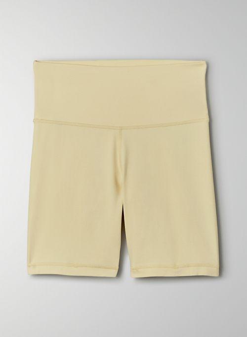 "TNABUTTER ATMOSPHERE HI-RISE 7"" SHORT - High-waisted bike shorts"