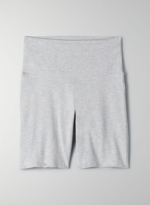 "TNACHILL ATMOSPHERE HI-RISE 7"" SHORT - High-waisted bike short"