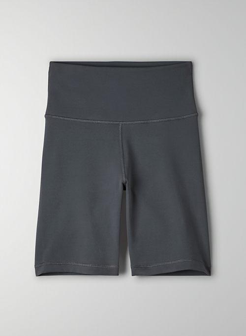 "TNALIFE ATMOSPHERE SUPER HI-RISE 7"" SHORT - Super high-waisted bike shorts"