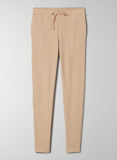 THERMAL JOGGER - Cozy, thermal sweatpants