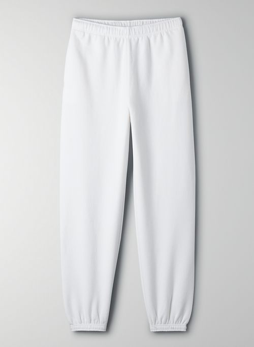 COZY FLEECE MEGA SWEATPANT - Oversized sweatpants