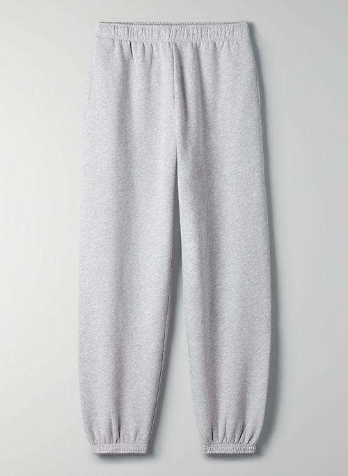 COZY FLEECE MEGA SWEATPANT - Oversized sweatpant