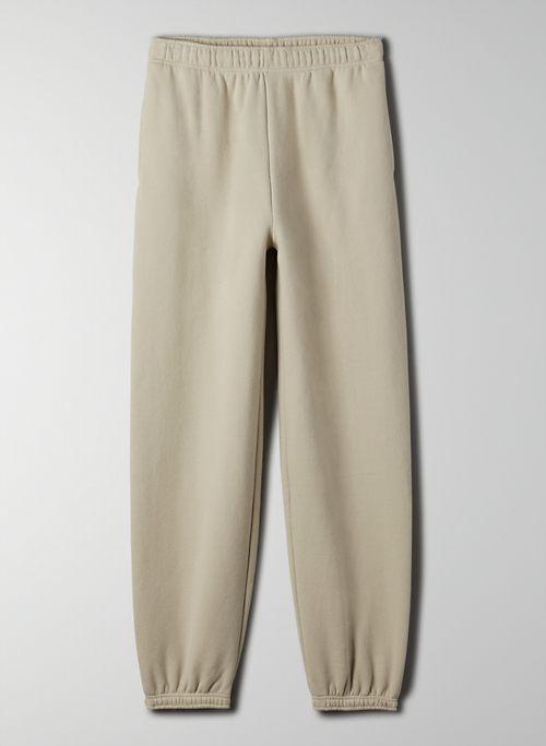 COZY FLEECE MEGA SWEATPANT - Mid-rise, baggy-leg sweatpants