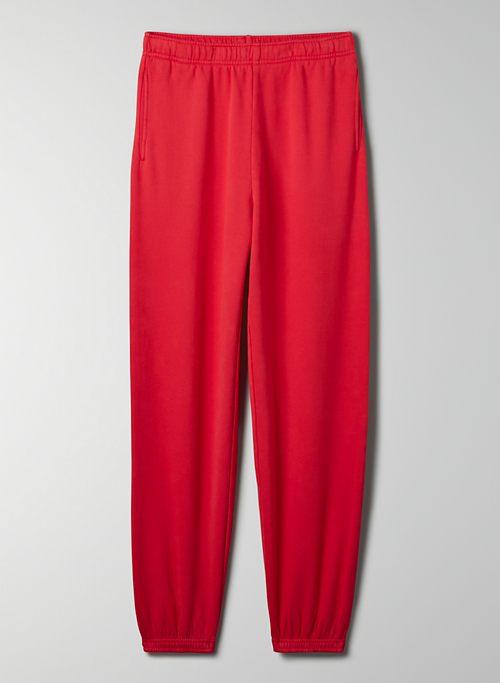 COZY FLEECE MEGA SWEATPANT - Oversized sweatpant