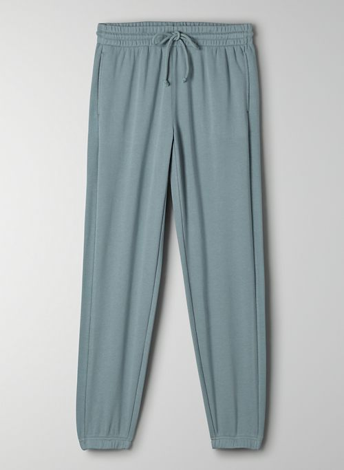 AIRY FLEECE BOYFRIEND SWEATPANT - Boyfriend-fit sweatpants