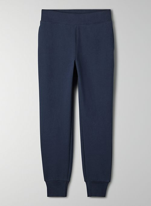 COZY FLEECE PERFECT POCKET SWEATPANT - Mid-rise sweatpants with pockets