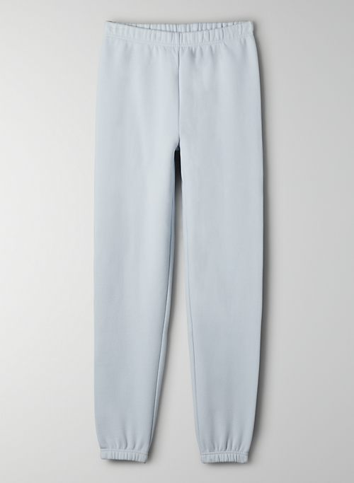 COZY FLEECE PERFECT HI-RISE SWEATPANT - High-waisted sweatpants