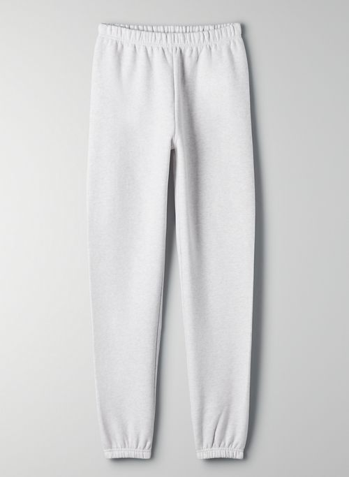 COZY FLEECE PERFECT HI-RISE SWEATPANT - High-rise sweatpant