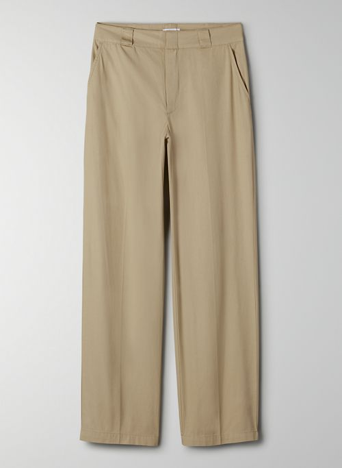 TULANE PANT - Straight-leg chino pants