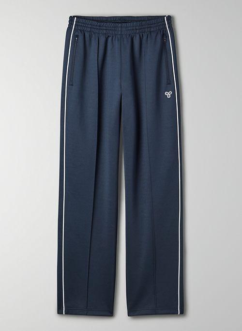 DERBY PANT - Straight-leg track pant