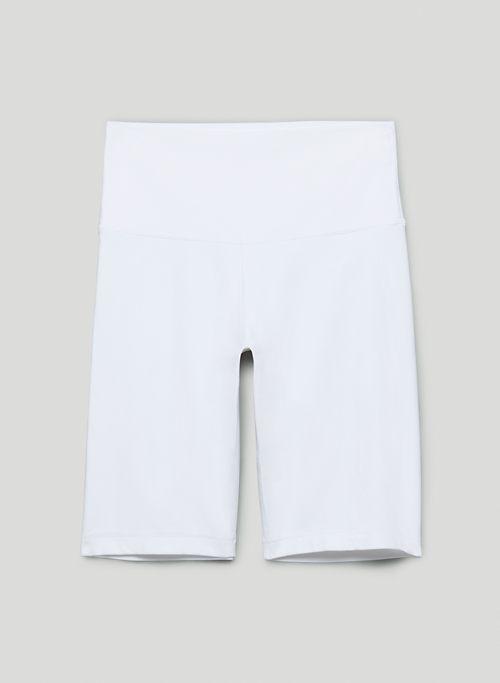 "TNABUTTER™ ATMOSPHERE HI-RISE 9"" SHORT - Long, high-waisted bike shorts"