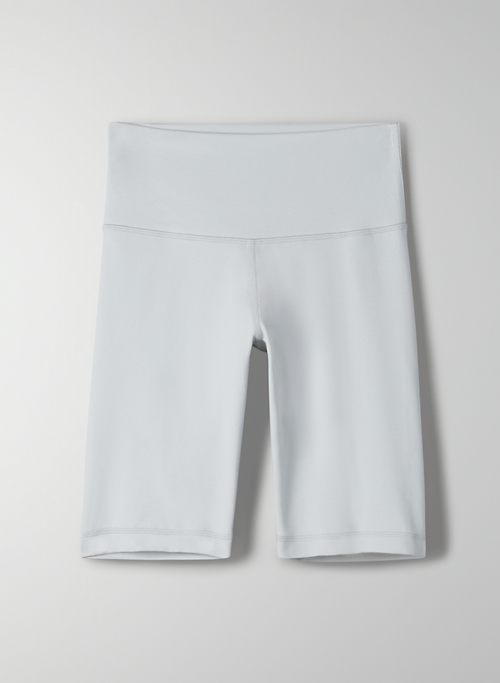 "TNABUTTER™ ATMOSPHERE HI-RISE 9"" SHORT - Long, high-waisted bike shorts"